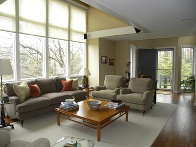 獨棟家庭住宅 for sales at Contemporary Perfection 49 Rock Hill Road Bedford, 紐約州 10506 美國