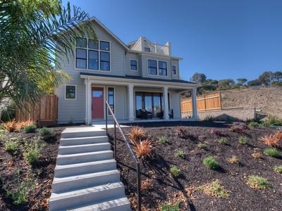 Maison unifamiliale for sales at Luxury New Construction 221 Trinidad Dr  Tiburon, Californie 94920 États-Unis