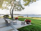 Single Family Home for  sales at Stunning Direct Waterfront Property 54 Island Drive Rye, New York 1080 United States