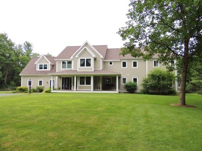 Nhà ở một gia đình for sales at Privacy & Quiet 194 Wallace Road Kinderhook, New York 12184 Hoa Kỳ