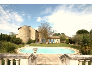 Multi-Family Home for sales at UZES, MAGNIFIQUE MAS DANS ÉCRIN DE VERDURE  Uzes, Languedoc-Roussillon 30700 France