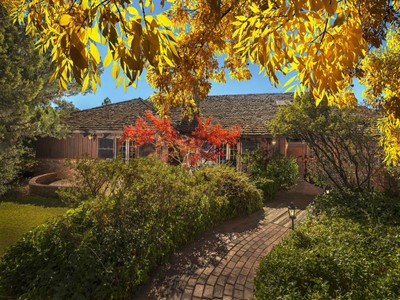 Single Family Home for sales at Unique French Style Estate 225 Red Rock Drive Sedona, Arizona 86351 United States