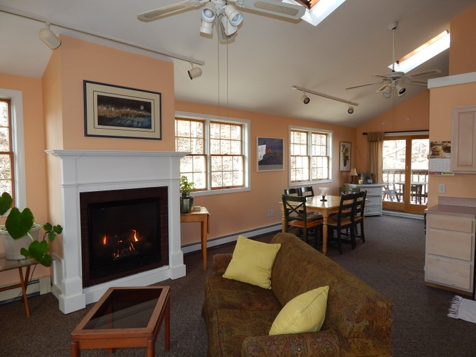 Condominium for sales at Gabriel's 104-A Bradford Street, Unit 1   Provincetown, Massachusetts 02657 United States