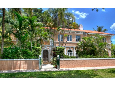 独户住宅 for sales at 1217 Granada Blvd.  Coral Gables, 佛罗里达州 33134 美国
