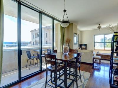 Condominium for sales at Spectacular Buckhead Condo At Ovation 3040 Peachtree Road #504 Atlanta, Georgia 30305 United States