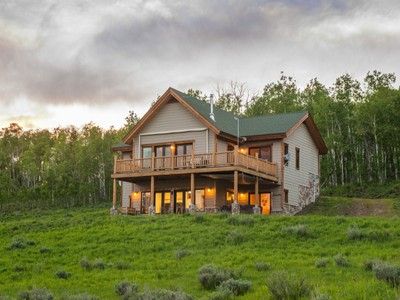 Single Family Home for sales at 11394 County Road 11  Kremmling, Colorado 80459 United States