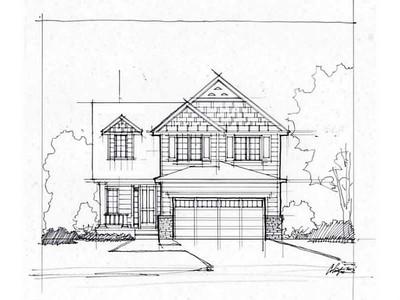 단독 가정 주택 for sales at New Construction In Collier Hills 477 Overbrook Drive Atlanta, 조지아 30318 미국