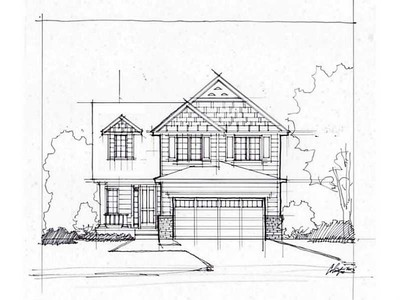 Single Family Home for sales at New Construction In Collier Hills 477 Overbrook Drive Atlanta, Georgia 30318 United States