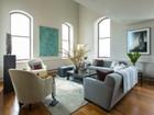 콘도미니엄 for  rentals at The Ayer 210 W. Washington Square - Unit PHSW Philadelphia, 펜실바니아 19106 미국