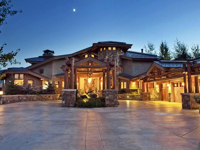 一戸建て for sales at Five Acre Estate in Town with Fabulous Resort Views 34 Sandstone Cove Park City, ユタ 84060 アメリカ合衆国
