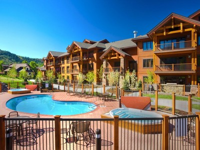 Eigentumswohnung for sales at Trappeurs Crossing Condo 1800 Medicine Springs Drive Emerald Lodge #5113 Steamboat Springs, Colorado 80487 Vereinigte Staaten
