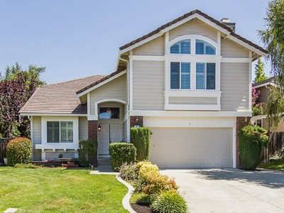 Maison unifamiliale for sales at Fabulous Wood Ranch Location 1 Ashland Way Danville, Californie 94506 États-Unis