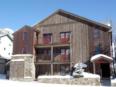 Eigentumswohnung for sales at 260 South Aspen Street, Ore Station #9  Telluride, Colorado 81435 Vereinigte Staaten