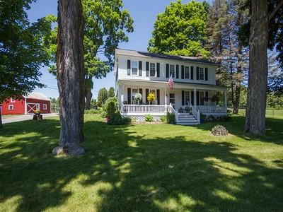 Landgut / Bauernhof / Plantage for sales at Saratoga Farm 2 Ruggles Road Saratoga Springs, New York 12866 Vereinigte Staaten