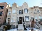 Maison unifamiliale for sales at Gorgeous Greystone in Hyde Park 4215 S Vincennes Avenue Chicago, Illinois 60653 États-Unis
