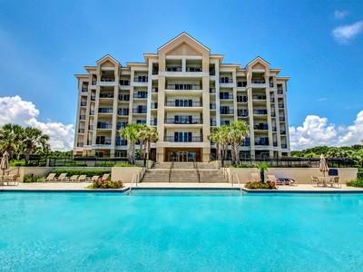 Condomínio for sales at Spyglass Villa 6528 Spyglass Circle Amelia Island, Florida 32034 Estados Unidos