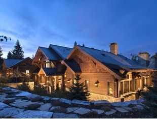 Single Family Home for sales at Whitefish Lake Masterpiece 1488 Barkley Lane Whitefish, Montana 59937 United States
