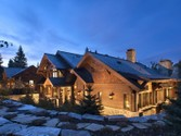 Single Family Home for sales at Whitefish Lake Masterpiece  Whitefish,  59937 United States