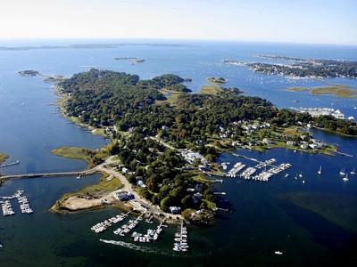 Vivienda unifamiliar for sales at Have Your Dream Home 12 Niles Road Masons Island   Mystic, Connecticut 06355 Estados Unidos