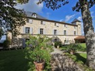 Einfamilienhaus for  sales at For sale Manor House in the Lot overlooking the valley street Figeac, Lot 46100 Frankreich