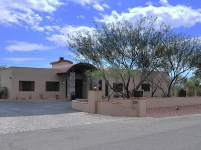 Vivienda unifamiliar for sales at One Of Only A Handful Of Horse Properties In Tucson Country Club 6120 E Calle Alta Vista  Tucson, Arizona 85715 Estados Unidos