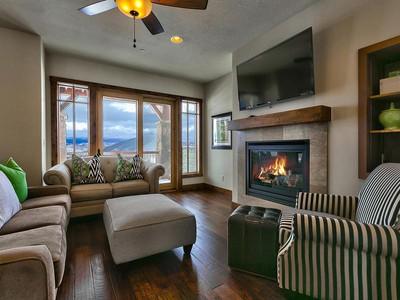 Casa Unifamiliar Adosada for sales at Fairway Springs Golf and Ski Villa 4195 Fairway Ln # C-4 Park City, Utah 84098 Estados Unidos