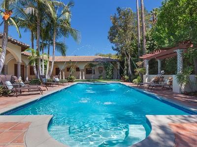 Maison unifamiliale for sales at 5118 Shoshone Ave  Encino, Californie 91516 États-Unis