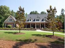 Einfamilienhaus for sales at Southern Elegance in Cherokee 100 Morgan Lane   Canton, Georgia 30115 Vereinigte Staaten