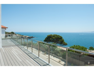 Single Family Home for sales at Modern house with sea views, Colera, Alt Empordà Carretera Rovellada 3 A Other Girona, Girona 17496 Spain
