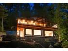 Maison unifamiliale for sales at Waterfront Home + Guest Cottage 5432 Anderson Road Halfmoon Bay, Colombie-Britannique V0N1Y2 Canada