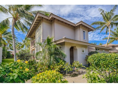 Single Family Home for sales at Waikoloa Beach Colony Villas 69-555 Waikoloa Beach Dr. #2601 Waikoloa, Hawaii 96738 United States