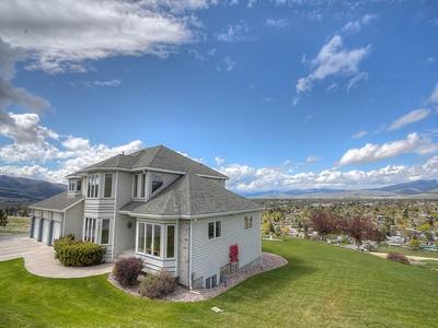 Vivienda unifamiliar for sales at 4607 Hillview  Missoula, Montana 59803 Estados Unidos