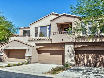 Townhouse for sales at Luxury Townhome in Grayhawk 19475 N Grayhawk Drive #155 Scottsdale, Arizona 85255 United States