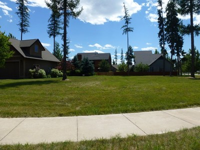 Land for sales at Corner Lot in Creekwood Subdivision 1073 Creekwood Dr Whitefish, Montana 59937 United States