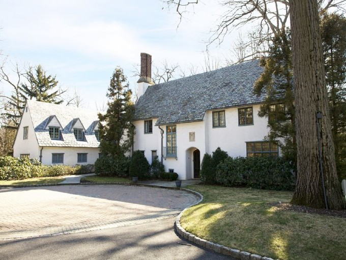 Single Family Home for sales at Country English Estate 191 S Woodland St  Englewood, New Jersey 07631 United States