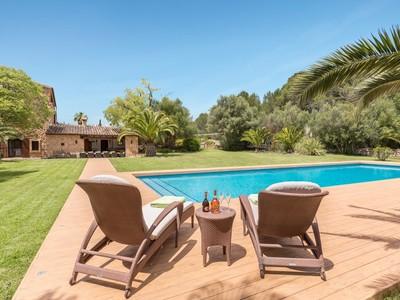 단독 가정 주택 for sales at Historic country house in Santa Maria  Santa Maria, 말로카 07320 스페인