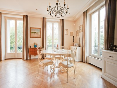 Таунхаус for sales at Sublime Private Mansion - Saint Dominique  Neuilly, Иль-Де-Франс 92200 Франция