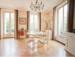 联栋屋 for sales at Sublime Private Mansion - Saint Dominique  Neuilly, 法兰西岛 92200 法国