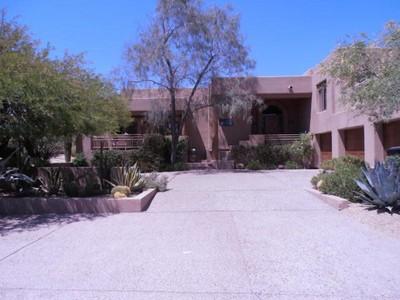獨棟家庭住宅 for sales at Charming Territorial in the Village of Gambel Quail 9468 E RISING SUN DR Scottsdale, 亞利桑那州 85262 美國