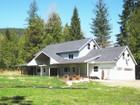 Moradia for  sales at Airstrip Access on Ten Acres 164 Sky Ranch Road   Sandpoint, Idaho 83864 Estados Unidos