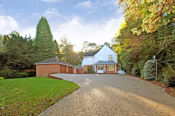 Single Family Home for sales at 23 Leicester Road  Poole, England BH136DA United Kingdom