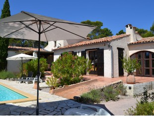 Single Family Home for sales at Villa with separate guest house on 8,000 m² of land  Cotignac, Provence-Alpes-Cote D'Azur 83570 France