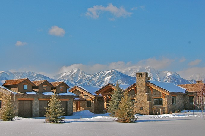 Villa for sales at Timber Frame in the Shadow of the Tetons 125 Huckleberry   Jackson, Wyoming 83014 Stati Uniti