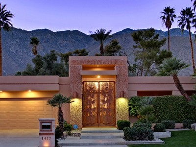 Single Family Home for sales at 2477 South Yosemite Drive  Palm Springs, California 92264 United States