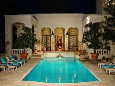Casa Unifamiliar for sales at Historic Mediterranean Hilltop Oasis 432 W Crawford St Nogales, Arizona 85621 Estados Unidos