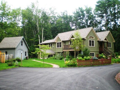 Single Family Home for sales at Eliot Craftsman Style Home 1498 State Road Eliot, Maine 03903 United States