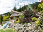 Maison unifamiliale for sales at Waterfront Home at Shuswap Lake #8-8200 Squilax Anglemont Hwy Anglemont, Colombie-Britannique V0E1M8 Canada