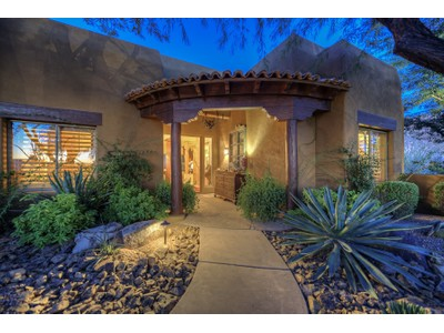 Single Family Home for sales at Exceptional Lot In Gated Troon Fairways With Complete Privacy & Wonderful Views 10457 E Quartz Rock Rd  Scottsdale, Arizona 85255 United States