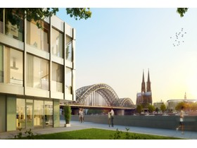 for sales at The View - spectacular view over the Rhine River and Cologne Cathedral Kennedy-Ufer 11 Cologne, Βορεια Ρηνανια-Βεστφαλια 50679 Γερμανια