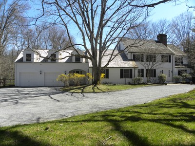Villa for sales at Bedford Proper 33 The Hook Road  Bedford, New York 10506 Stati Uniti